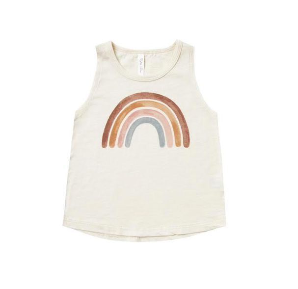 6d2b864905 Exclusive Rylee & Cru Rainbow Tank Top | In Our Shop | Tank tops ...