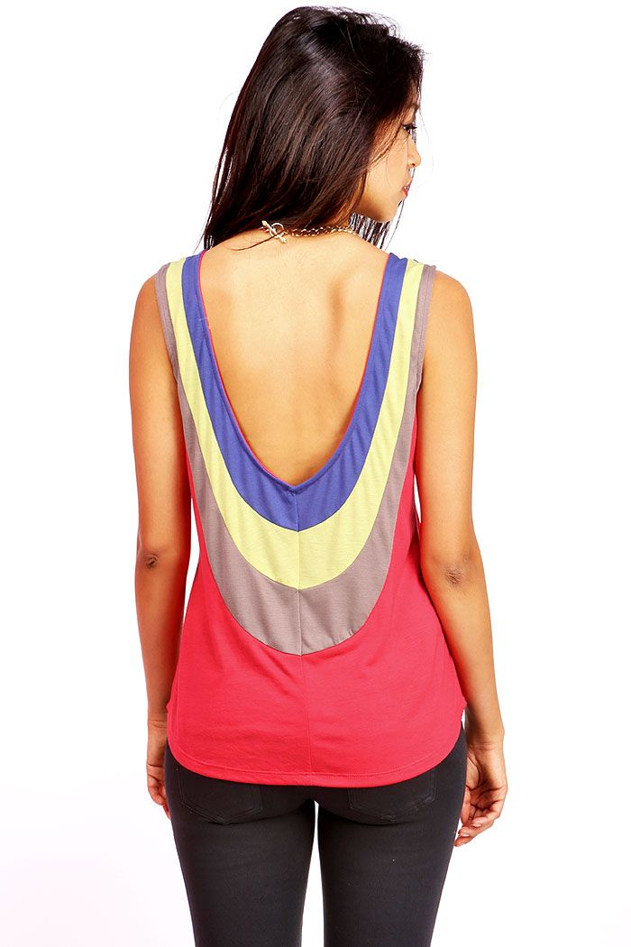 High Road Tank Top | Casual Tops at Pink Ice #tops #summertops #tanktops #pinkice