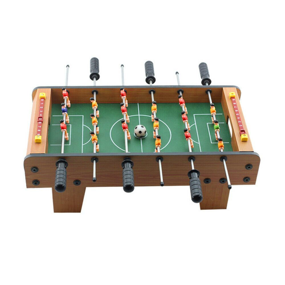 Foosball Table Soccer Football Indoor Family Game Sports Kids Boys Toy Gift