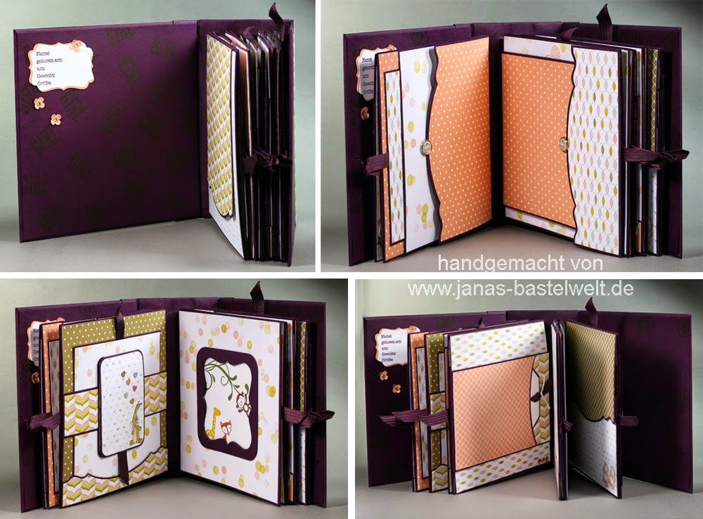 pin von maromos bastelraum auf minialbum mini books pinterest album fotoalbum basteln und. Black Bedroom Furniture Sets. Home Design Ideas