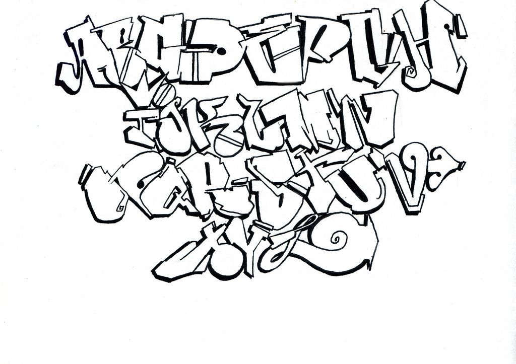 Graffiti Letters 2014: More Like HATE By OENOM. Part of Graffiti