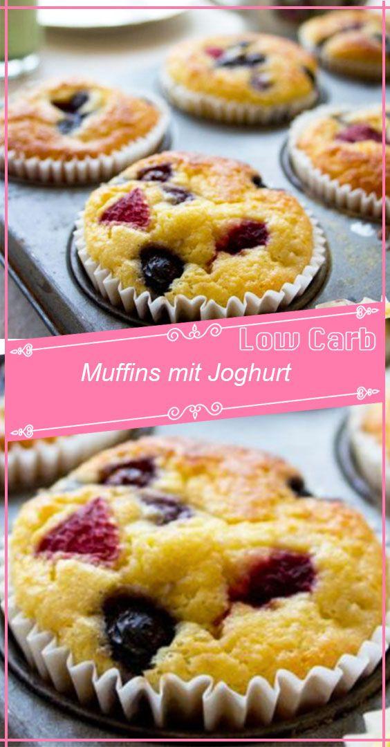 Einfache muffins mit Joghurt zum abnehmen
