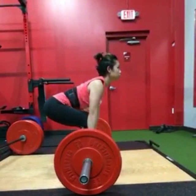 One movement that will change your physique in more ways than you can imagine! Let's deadlift, ladies!