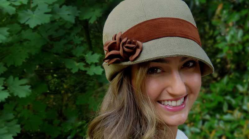 Rosabelle Hat Free Pattern + Tutorial   Hüte, Für damen und Damen