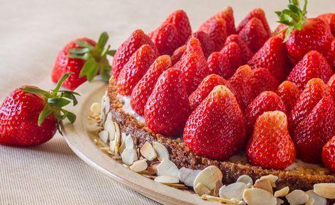 Basischer Kuchen Lecker Und Gesund Rezept In 2018 Basische