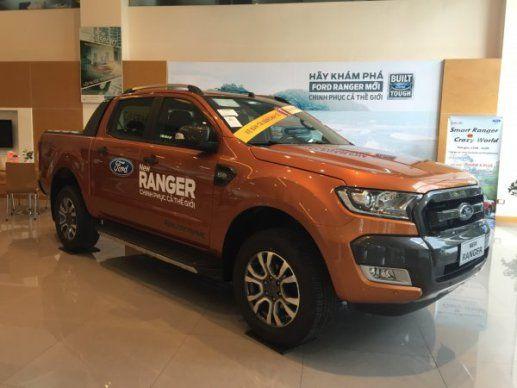 Xe Ford Ranger phiên bản mới Mạnh mẽ hơn Thông minh hơn Liên hệ trực tiếp để đàm phán mua xe