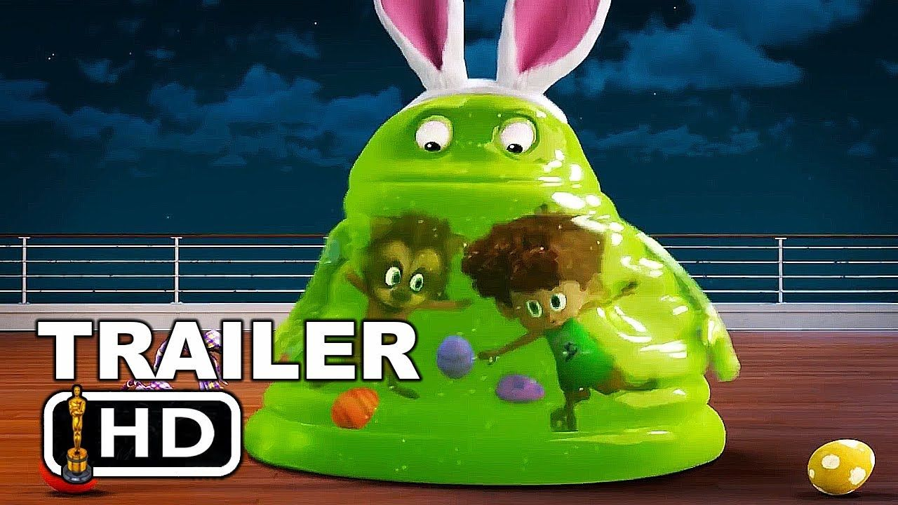 HOTEL TRANSYLVANIA 3 Blobby Eats Children Trailer NEW 2018 Animated Mo