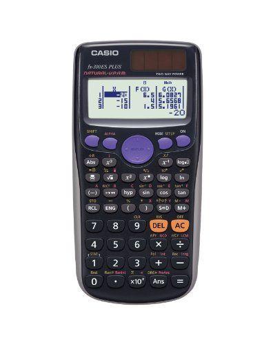 Casio Inc  FX-300ES Plus Engineering/Scientific Calculator