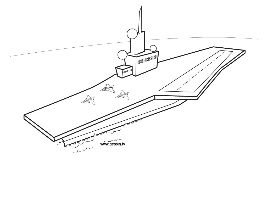 Aircraft Carrier Coloring Pages | baby | Pinterest | Aircraft carrier
