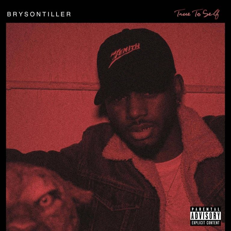 Bryson Tiller True To Self Freshalbumart Bryson Tiller Bryson Tiller Wallpaper Music Album Cover