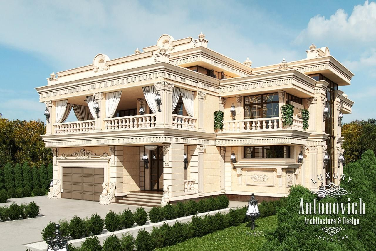 Architecture Design In Dubai exterior design in dubai, exterior villa dubai, photo 4