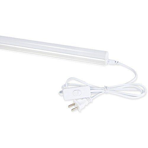 Barrina LED T5 Integrated Single Fixture, 4FT, 2200lm, 65