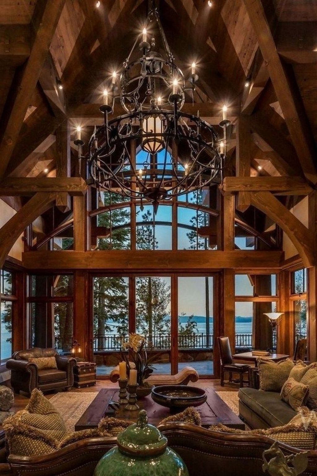20 Fabulous Fireplace Design Ideas To Try Rustic House Rustic Home Design Home Fireplace