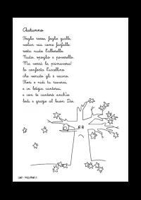 Filastrocca Dautunno Frasi Poesie Bobby Pins