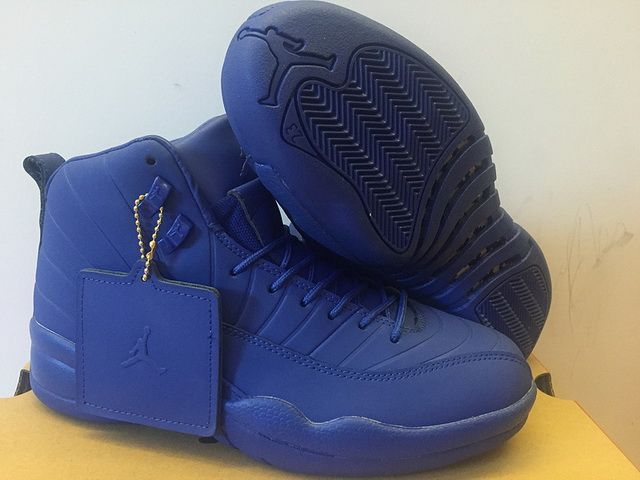 dd3bb4dce73 Factory Authentic Air Jordan 12 XII Premium Game Royal Deep Royal Discount  Sale