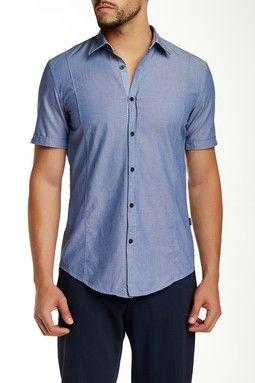 Hugo boss · Marco Short Sleeve Slim Fit Shirt