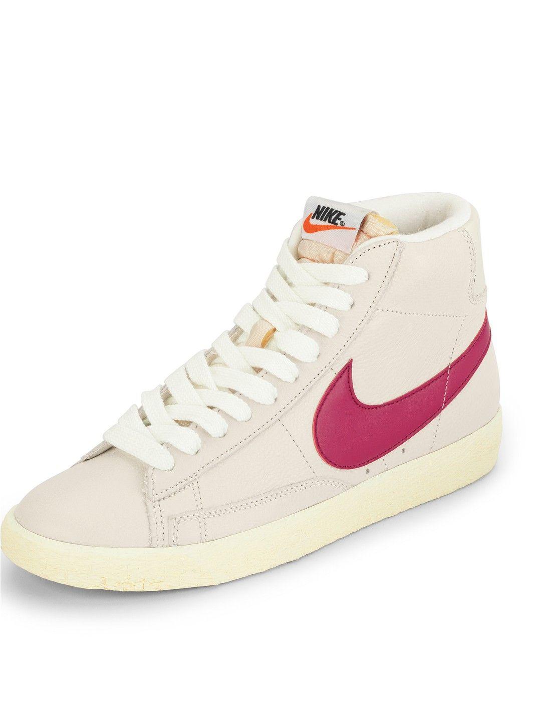 sale retailer 369b7 40587 Nike Blazer Mid Leather Vintage Hi-Tops