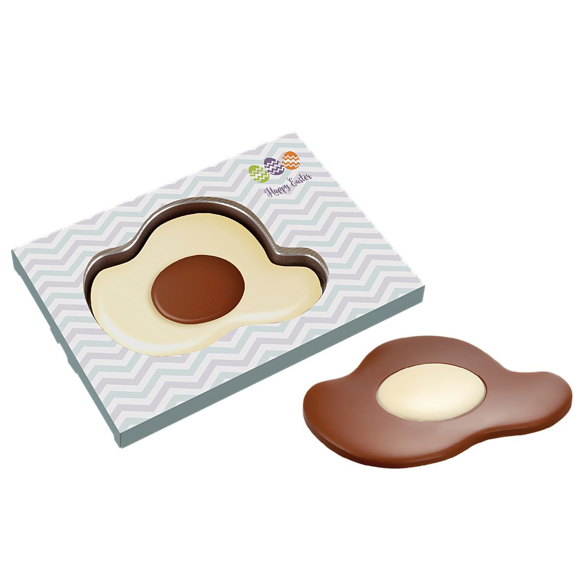 Promotional chocolate fried eggs from redbows brand with your logo promotional chocolate fried eggs from redbows brand with your logo promotional eastereggs negle Image collections