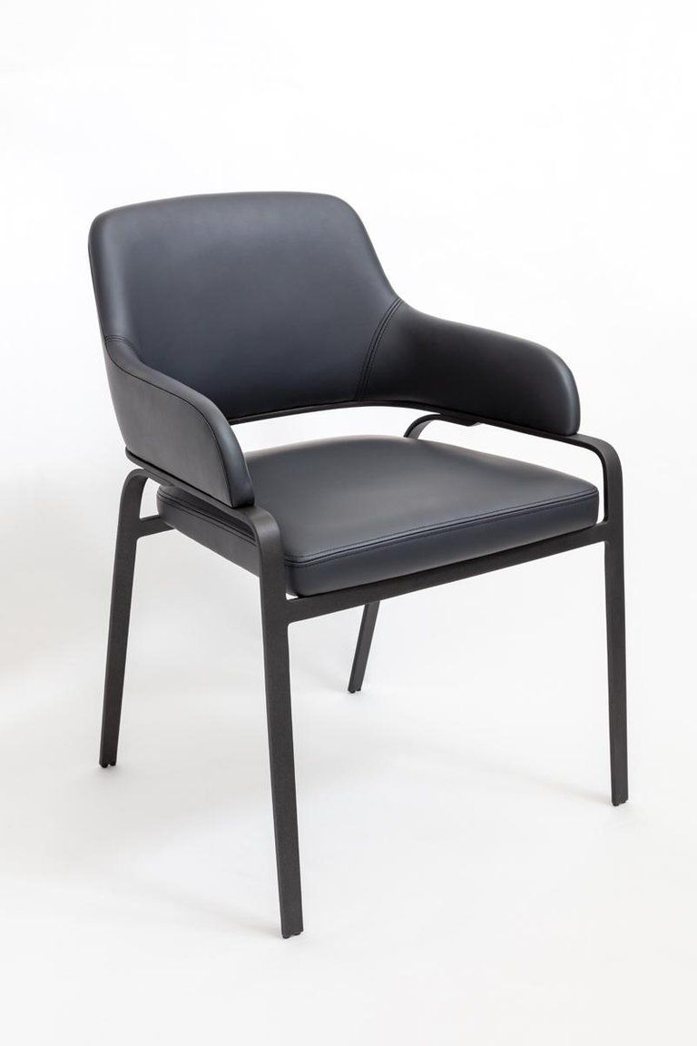 Gazelle Dining Chair With Arms