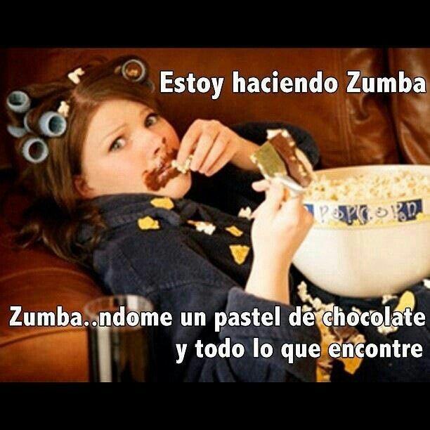 Estoy Haciendo Zumba Haha Funny Facts Funny Quotes Spanish Jokes