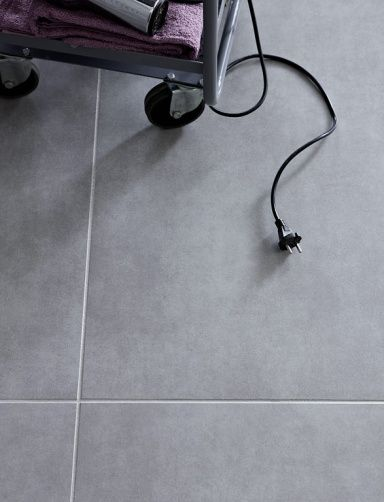 Badfliesen Für Jeden Geschmack Pinterest Erdgeschoss - Fliesen grau quadratisch
