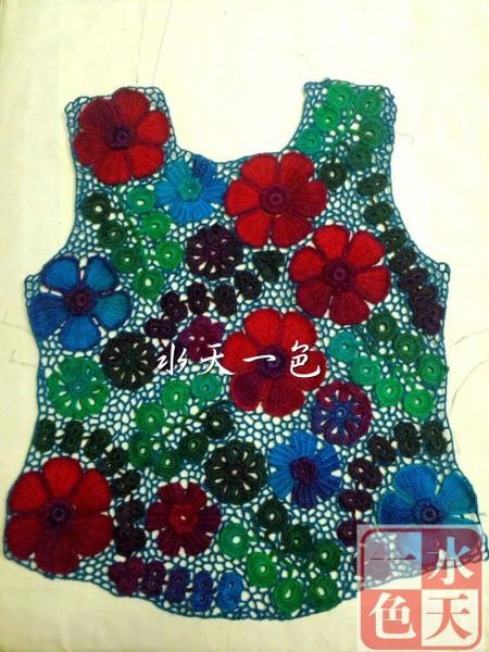 Irish crochet &: IRISH LACE JACKET + SKIRT ... ЮБКА + ЖАКЕТ ИРЛАНДСКИМ КРУЖЕВОМ #irishlace