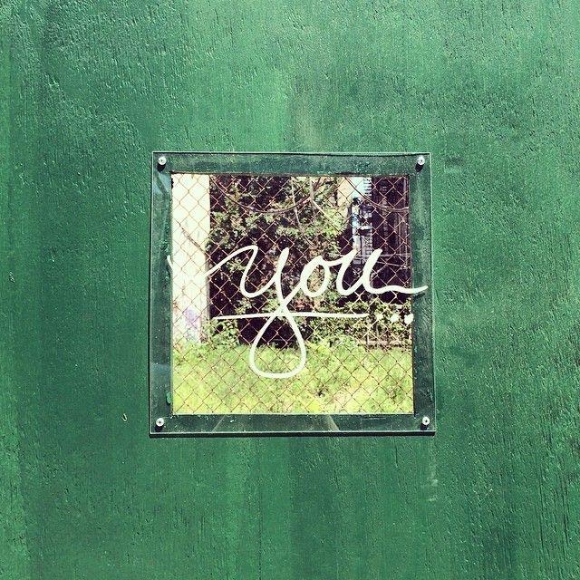 You #reallyreallyyou #graffiti #sundayvibes