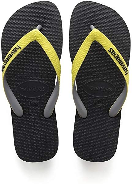 938ba3dadd9 Havaianas Unisex Adults  Top Mix Flip Flops
