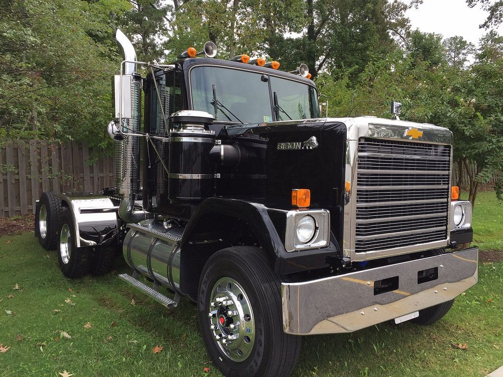 Chevy Bison truck 2 | Chevy GMC Detroit Diesel Big Rig ...