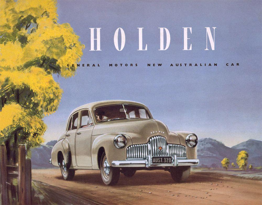 1948 Holden 48-215 | Dream Garage | Pinterest | Holden australia ...