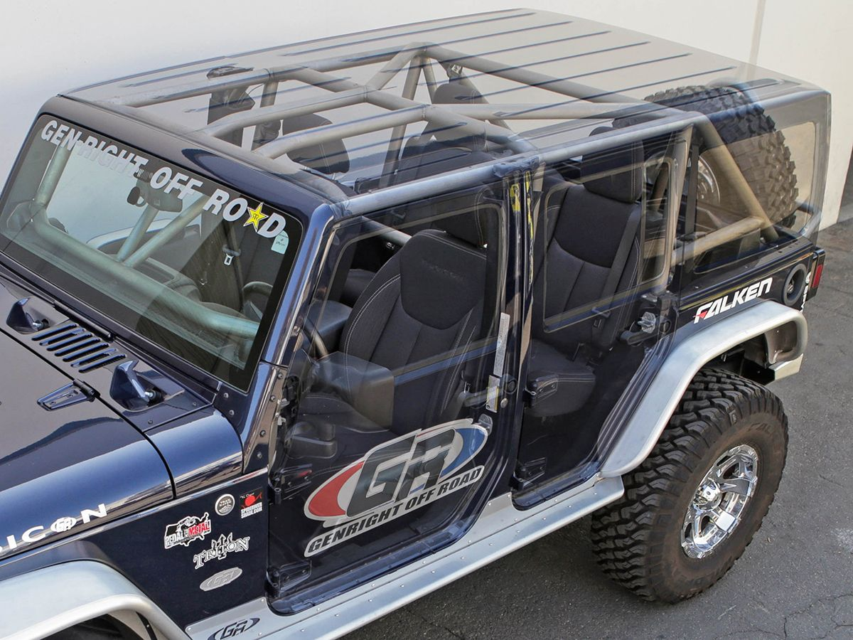 Jeep Jku Roll Cage Kit