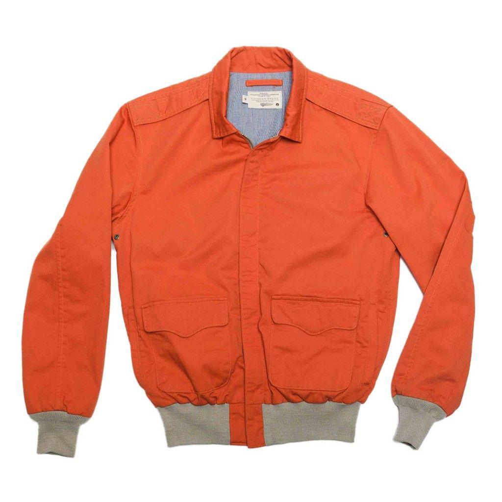 Cotton A 2 Flight Jacket Jackets Flight Jacket Athletic Jacket