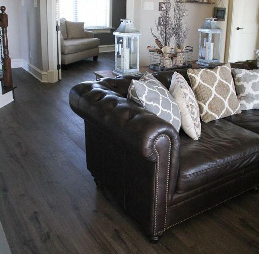 Cool Brown Sofa Ideas For Living Room Decor 15 Farmhousedecorlivingroom Brown Living Room Decor Living Room Decor Brown Couch Living Room Decor Gray Concept leather living room