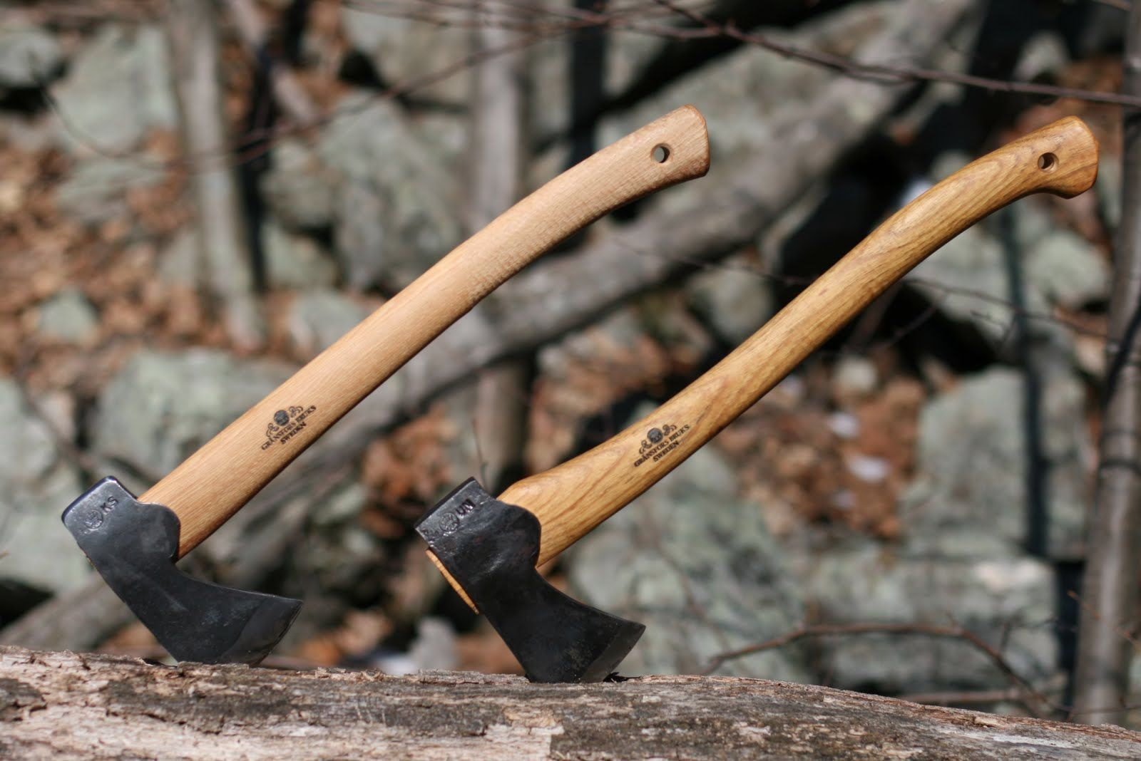 Gransfors Scandinavian Forest Axe The Mercedes Of Axes