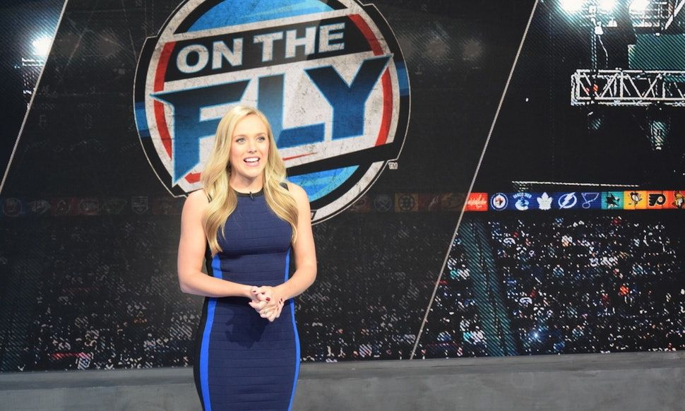 This NHL Network Host Really Wants People To Stop Asking