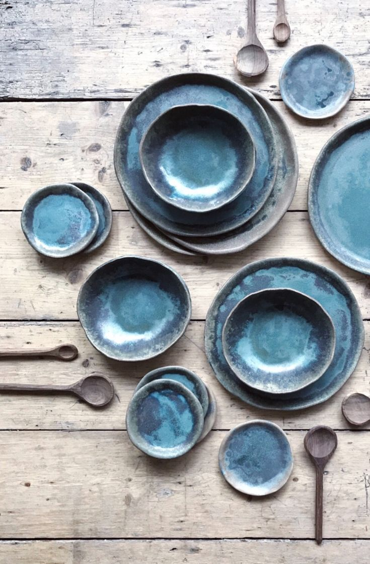 Handmade Ceramic Dishes | IllyriaPottery on Etsy #ceramicpottery