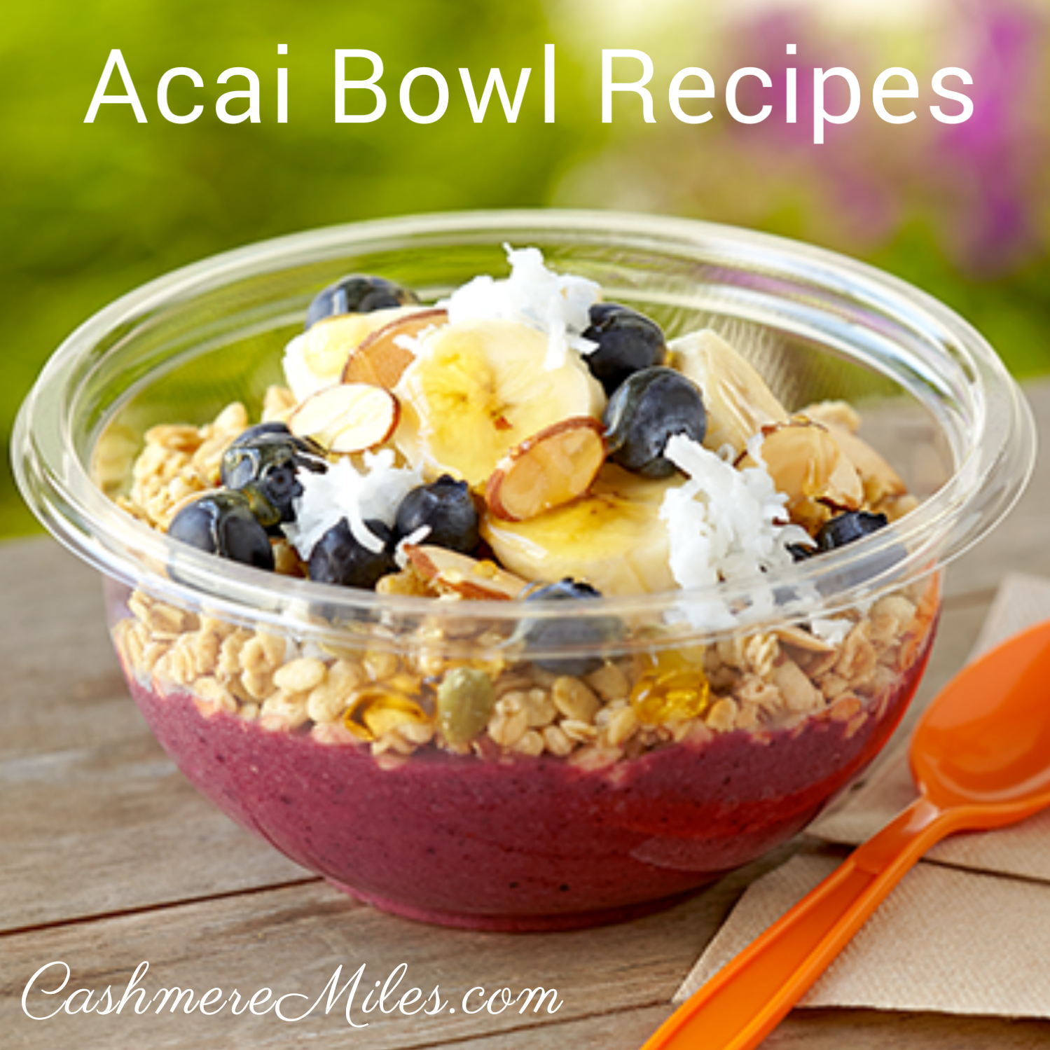 Acai Bowls And Why Social Media Is Not Bad Acai Bowls Recipe Jamba Juice Recipes