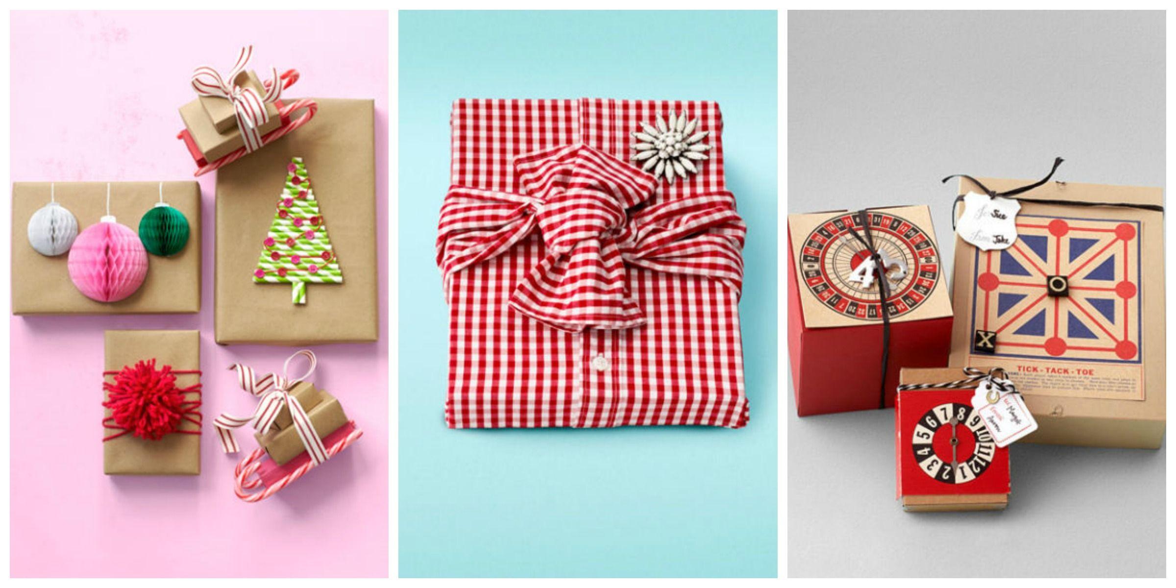 fun ways to wrap christmas gifts credainatcon com