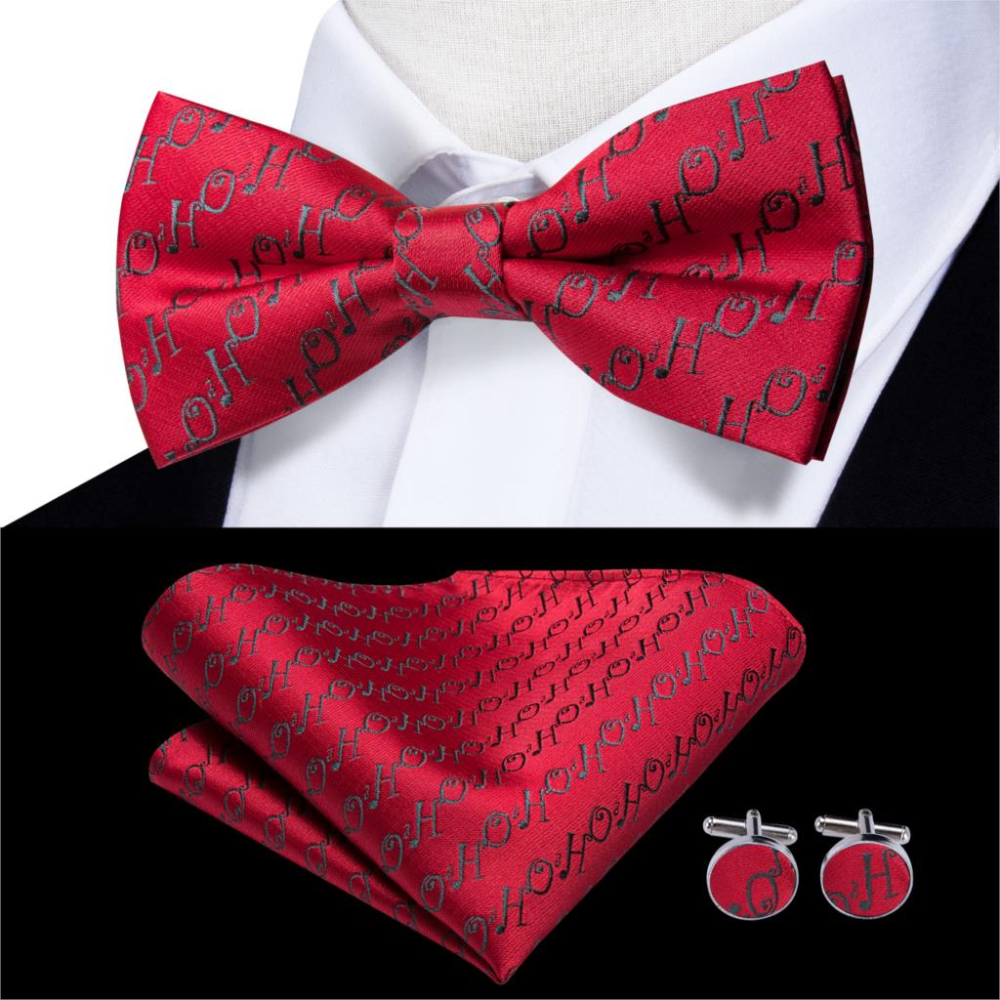 Smarter Shopping Better Living Aliexpress Com Mens Bow Ties Silk Ties Red Bow Tie
