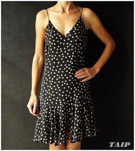 Zara Czarna Sukienka W Groszki 34 Sale 6423018732 Oficjalne Archiwum Allegro Fashion Dresses Sleeveless Dress