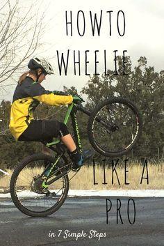 How To Wheelie A Bike 7 Simple Steps To Wheelie Like A Pro With
