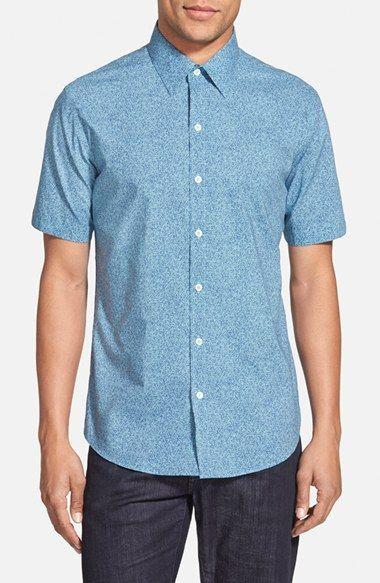Men's Zachary Prell 'Lowe' Standard Fit Sport Shirt