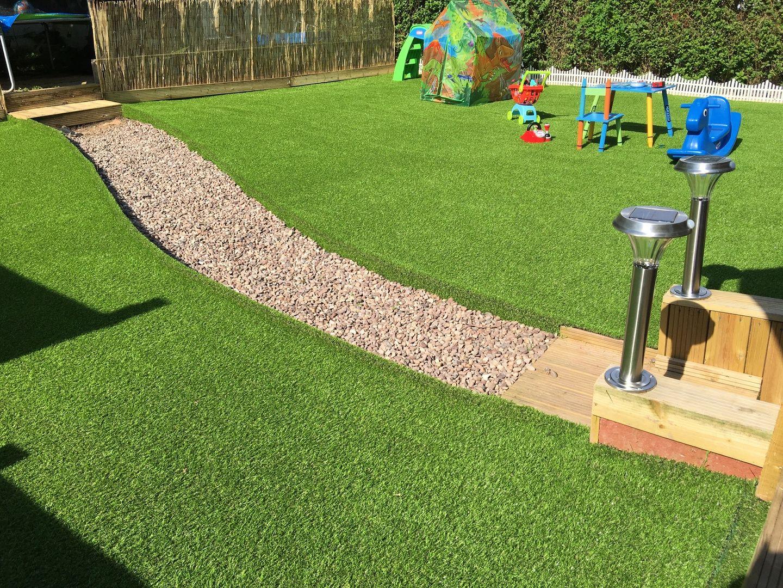 Oasis Artificial Grass Grass Garden Projects Back Gardens