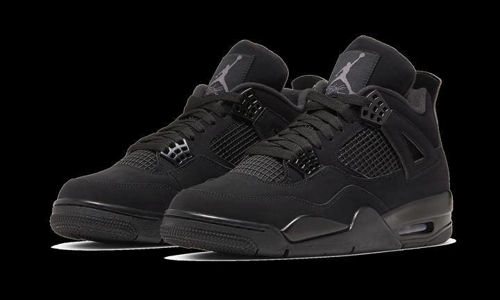 "Air Jordan 4 Retro ""Black Cat 2020"" CU1110 010 2020 in"
