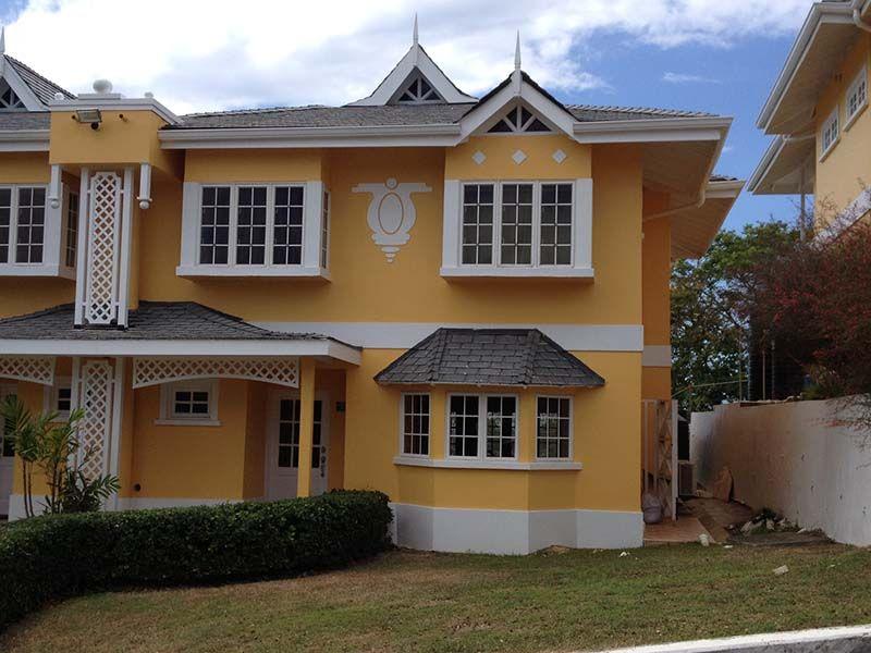 Trinidad tobago property for sale chupara villas for Trinidad houses