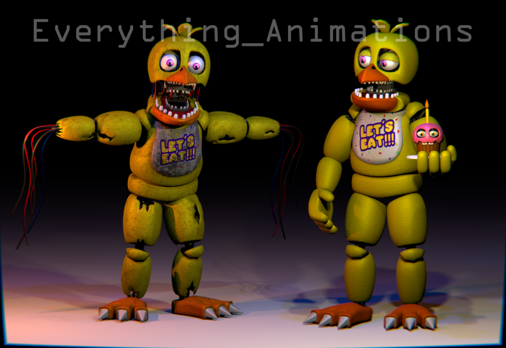 Fnaf 2 chica by everythinganimations on deviantart chicka fnaf 2 chica by everythinganimations on deviantart publicscrutiny Choice Image