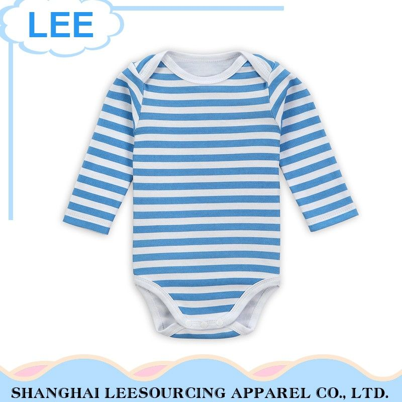 fa848dfcd3fa Wholesale Organic Cotton Material Clothes Blank Baby Romper ...