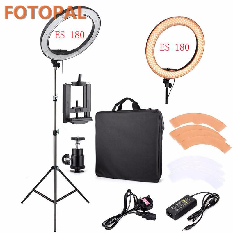 LED Ring Light For Camera Photo/Studio/Phone/Video 12\