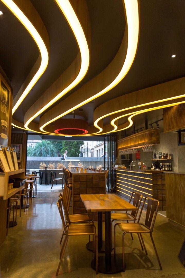 Jabiru Bar Restaurant By Creative 9 Brisbane Australia Retail Design Blog