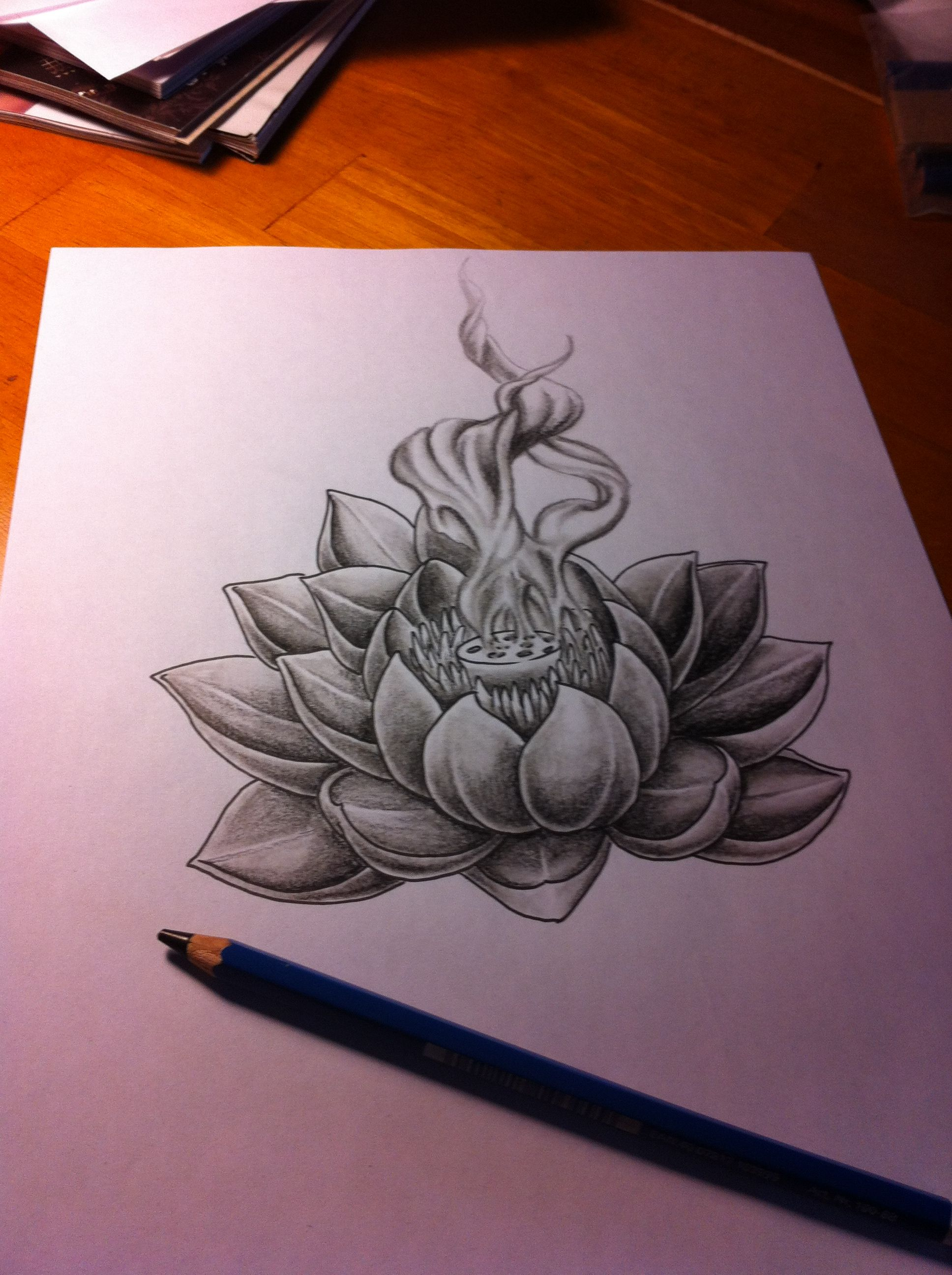 Flower Of Life Tattoos This Is Our First Sneak Peek Lotus Flower